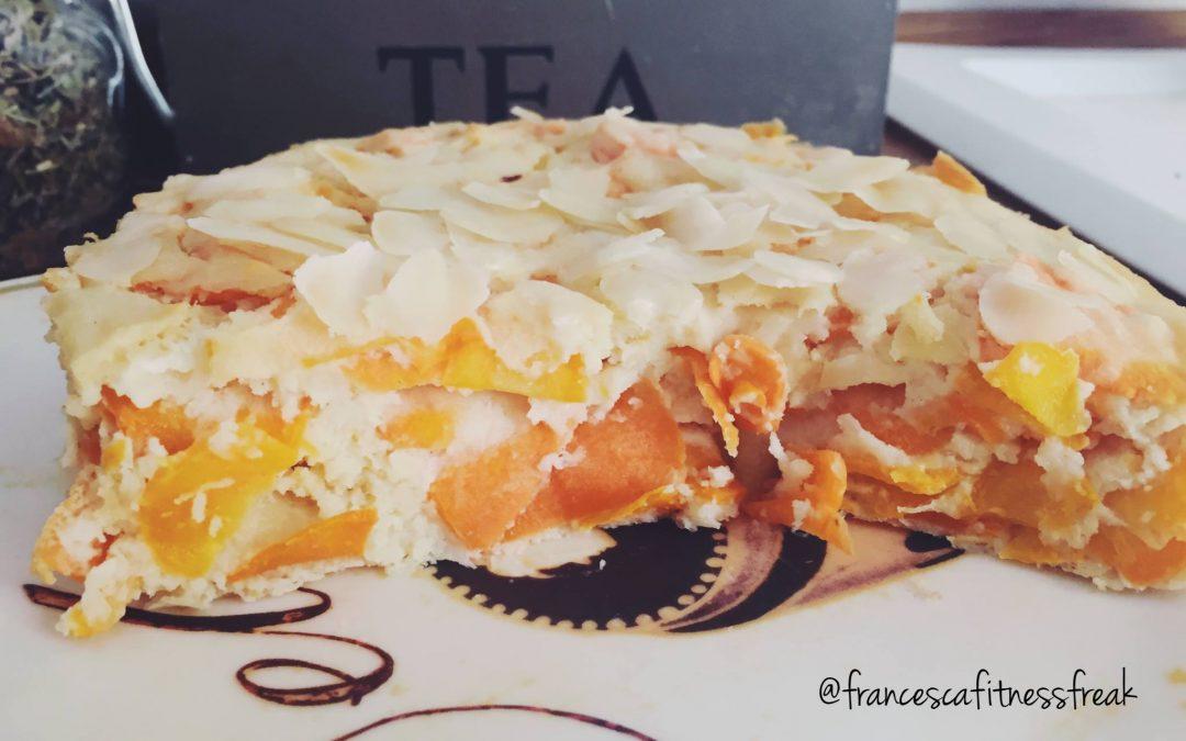 Torta carote e limone