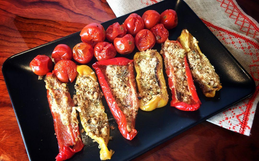 Verdure gratinate alla mia maniera: sane e gustose