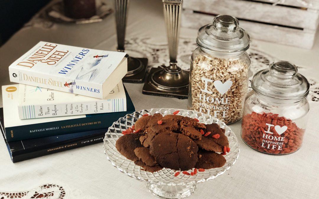 Biscotti sbricioloni e letture stimolanti