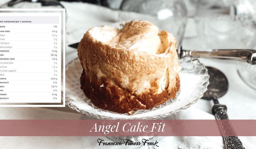 Angel Cake Proteica