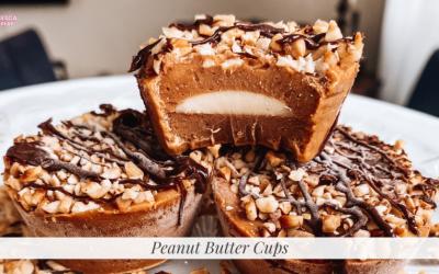 Peanut Butter Cups 4 ingredienti